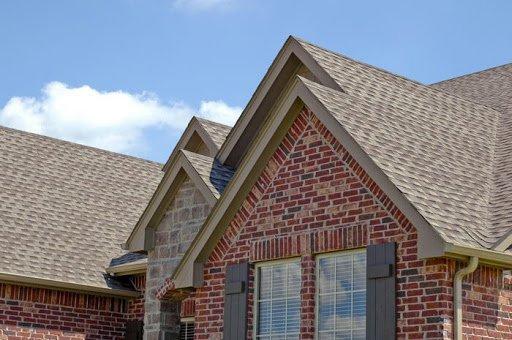 roof on brick home greenville sc roof repair